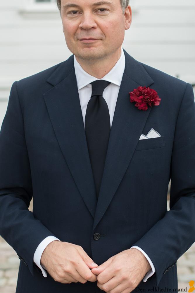 d0ca10962703 Tøj til bryllup til mænd er et jakkesæt - Den velklædte mand