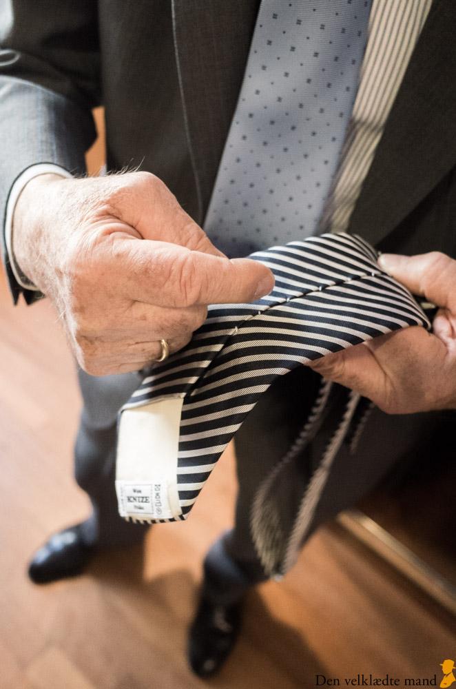 Knize - fint herretøj til mænd i Wien