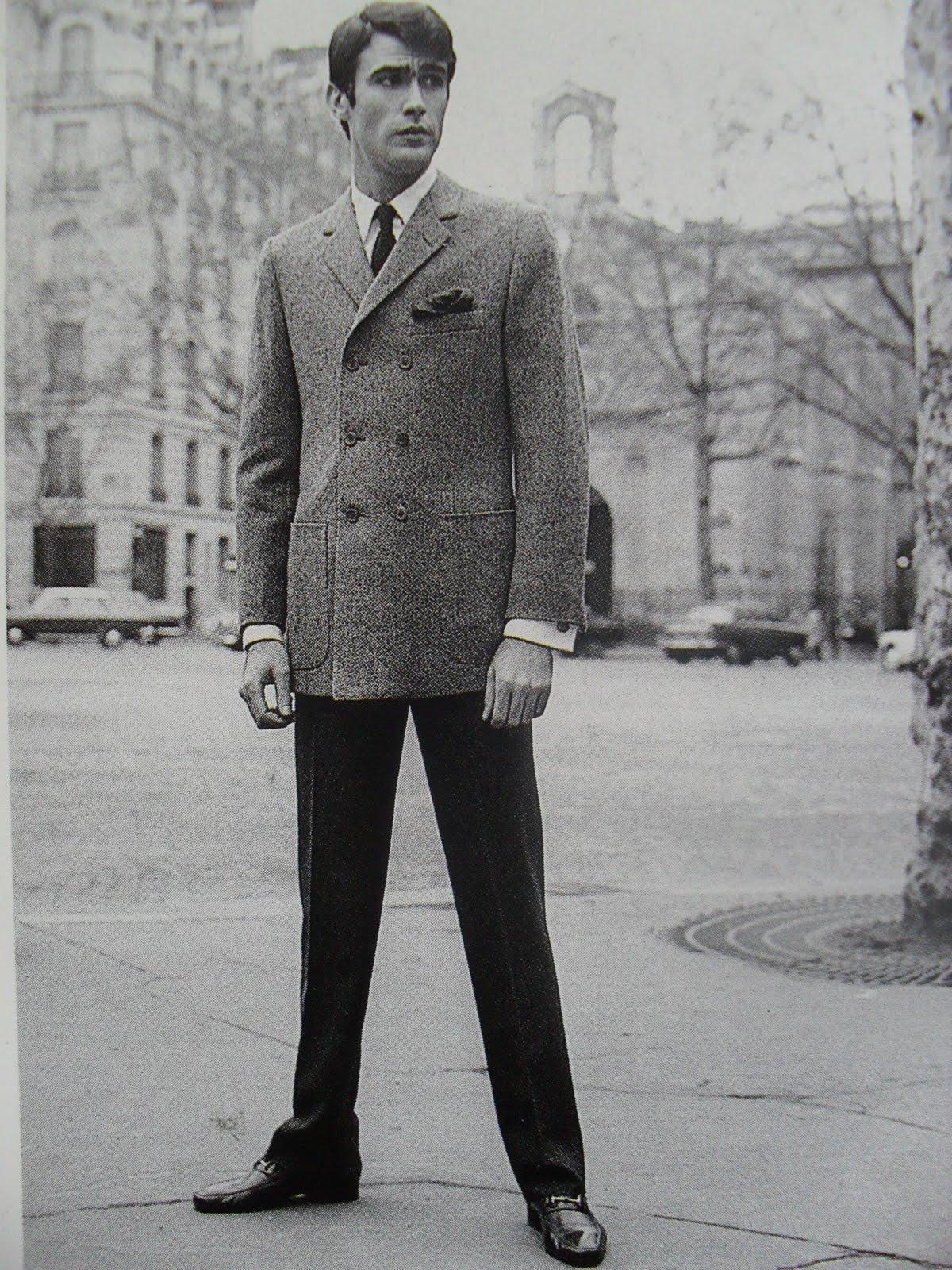 jakkesæt historie