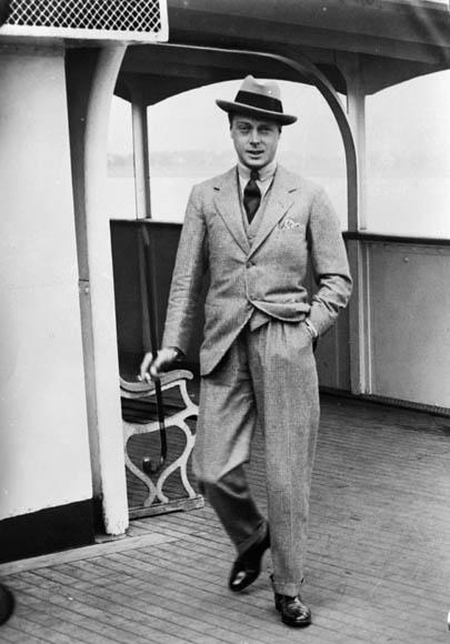 jakkesæt historie 1919