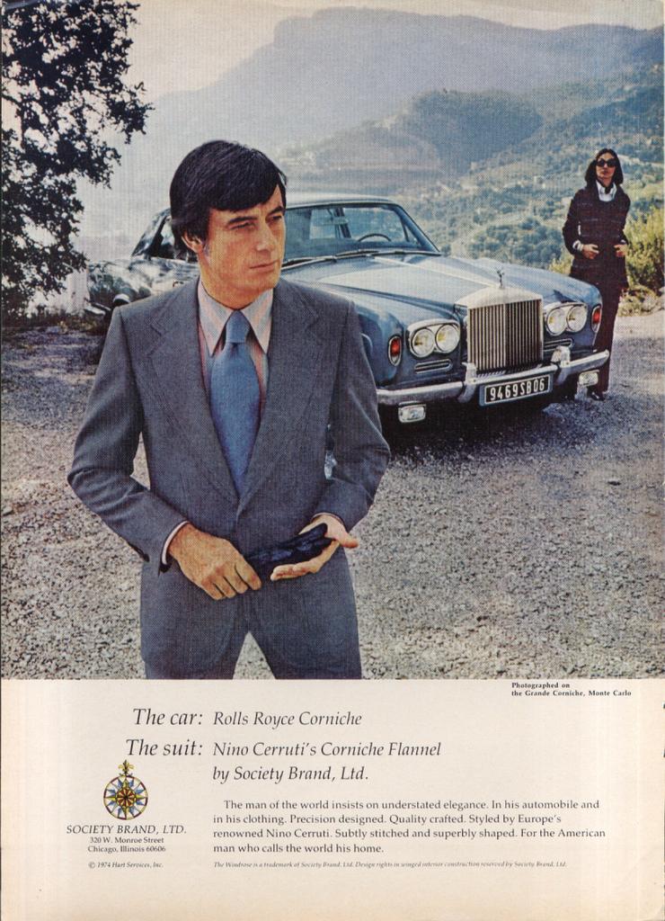 jakkesæt historie 1970'erne