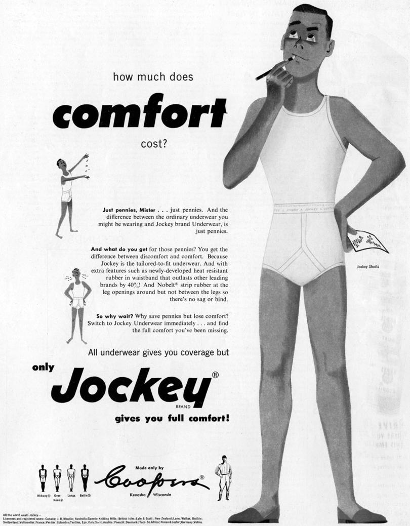 jockey undertøj og undertrøje