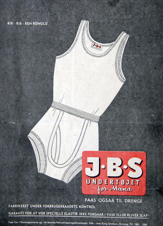 jbs undertrøje