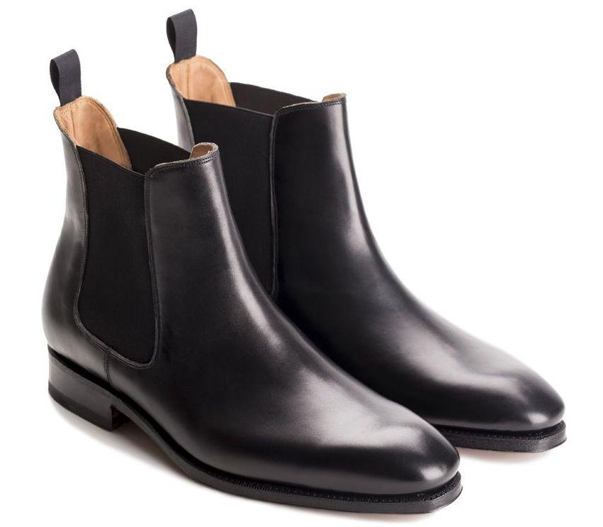 business-sko til mænd chelsea boots