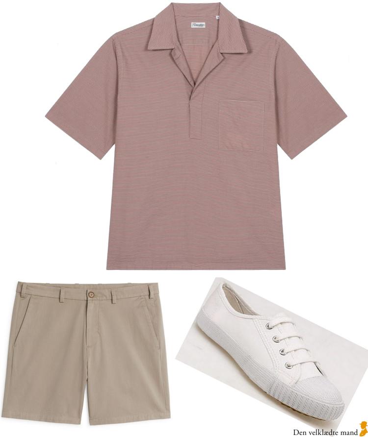 fedt sommertøj til mænd shorts