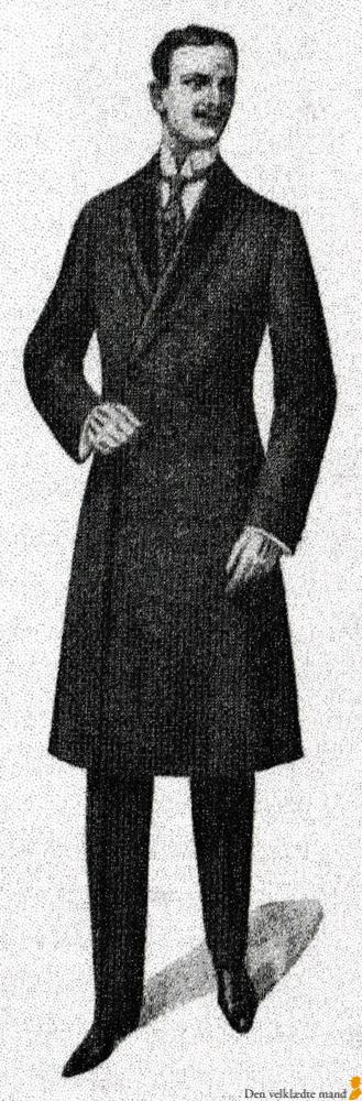 gentleman diplomatfrakke