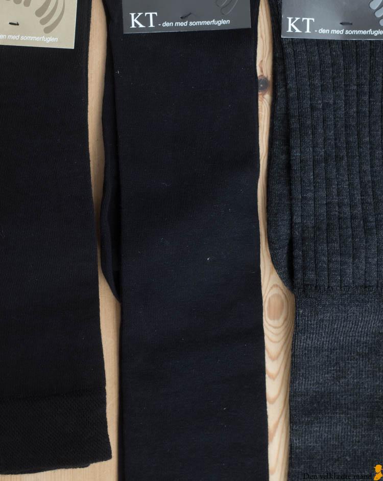 Lange strømper til mænd fra KT-Strømpen