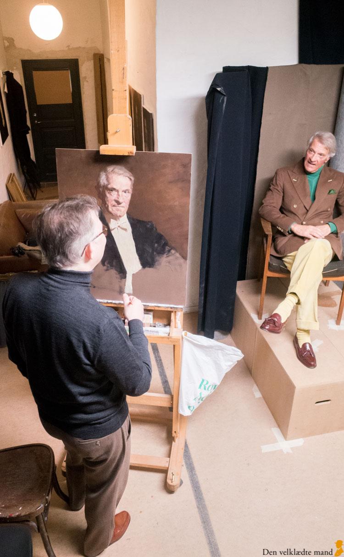 portrætmaler jonas barlyng