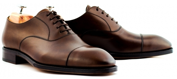 Business sko til mænd en guide Den velklædte mand