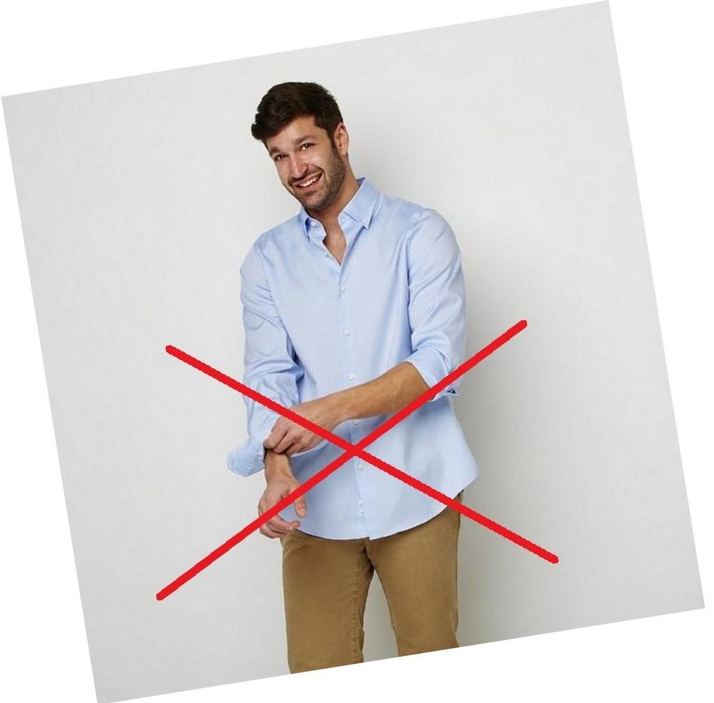 ikke så smart sommertøj - skjorte untucked