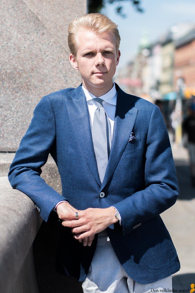 årets velklædte mand 2018 lukas lunøe