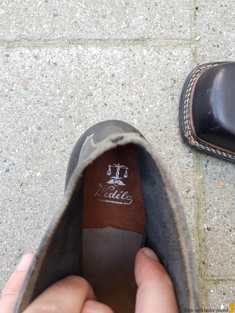 c5adbcdd465 Wedela - danske sko, der forsvandt - Den velklædte mand