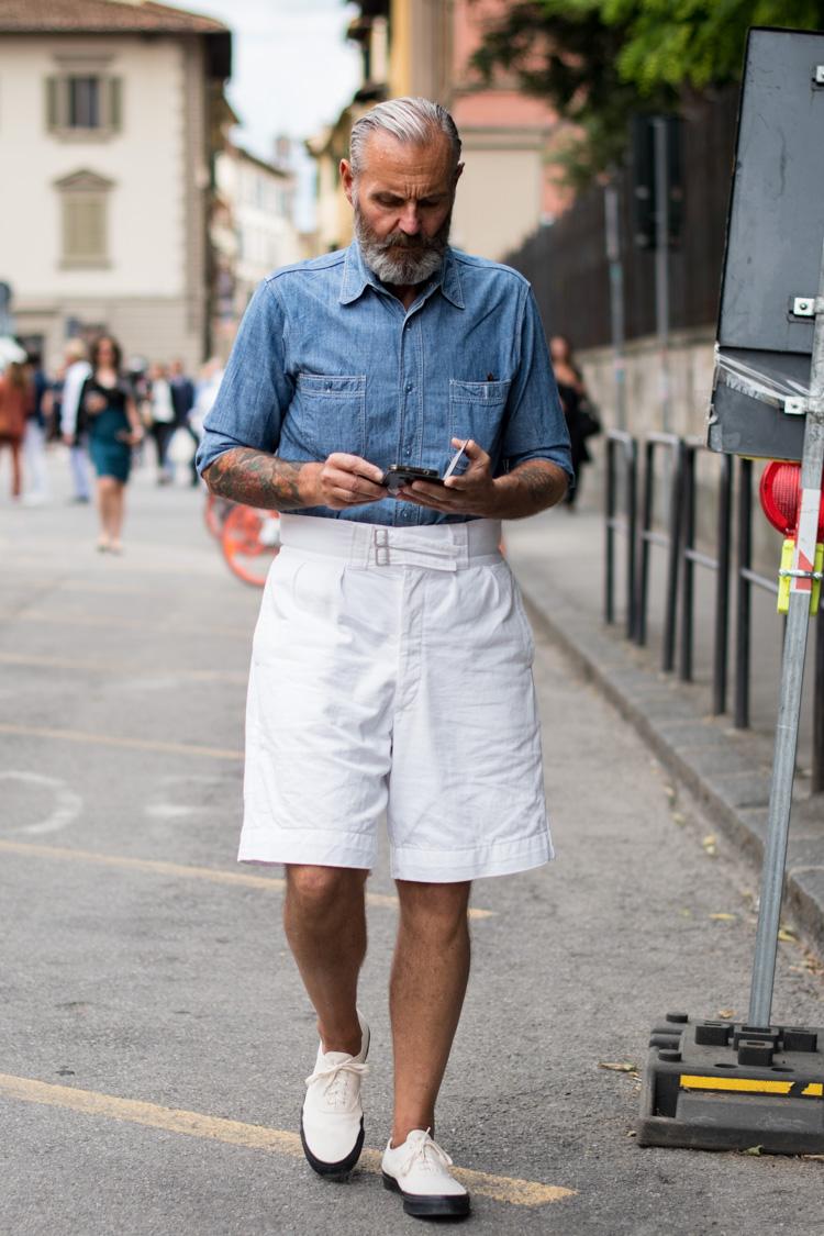 tøj til i varmt vejr mænd