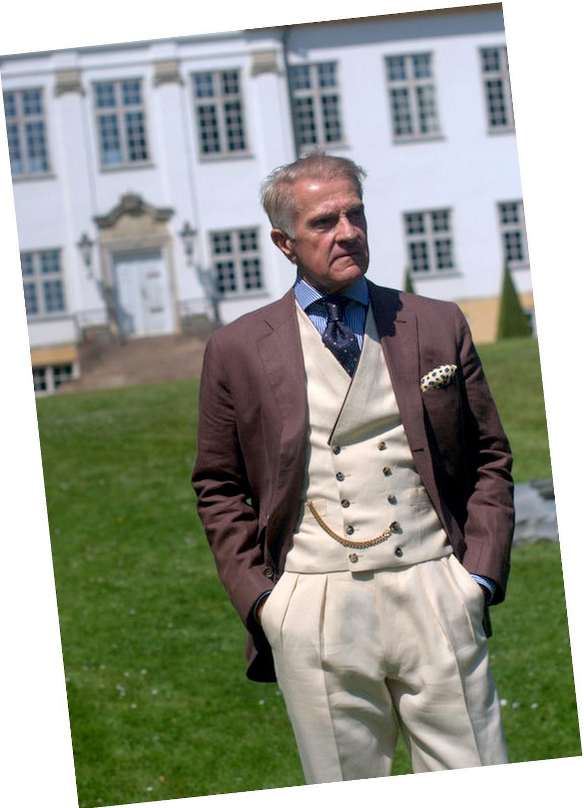 vest jakkesæt