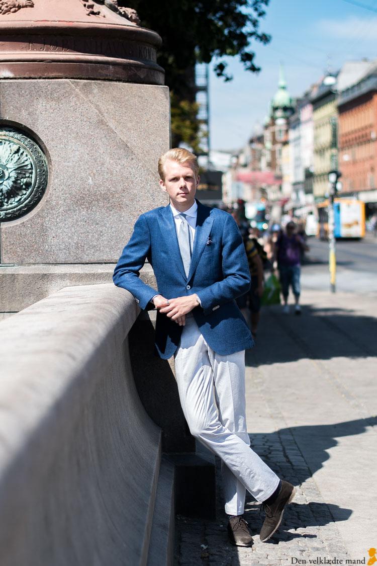 53149a8d Lukas Lunøe blev kåret til årets bedst klædte mand - Den velklædte mand