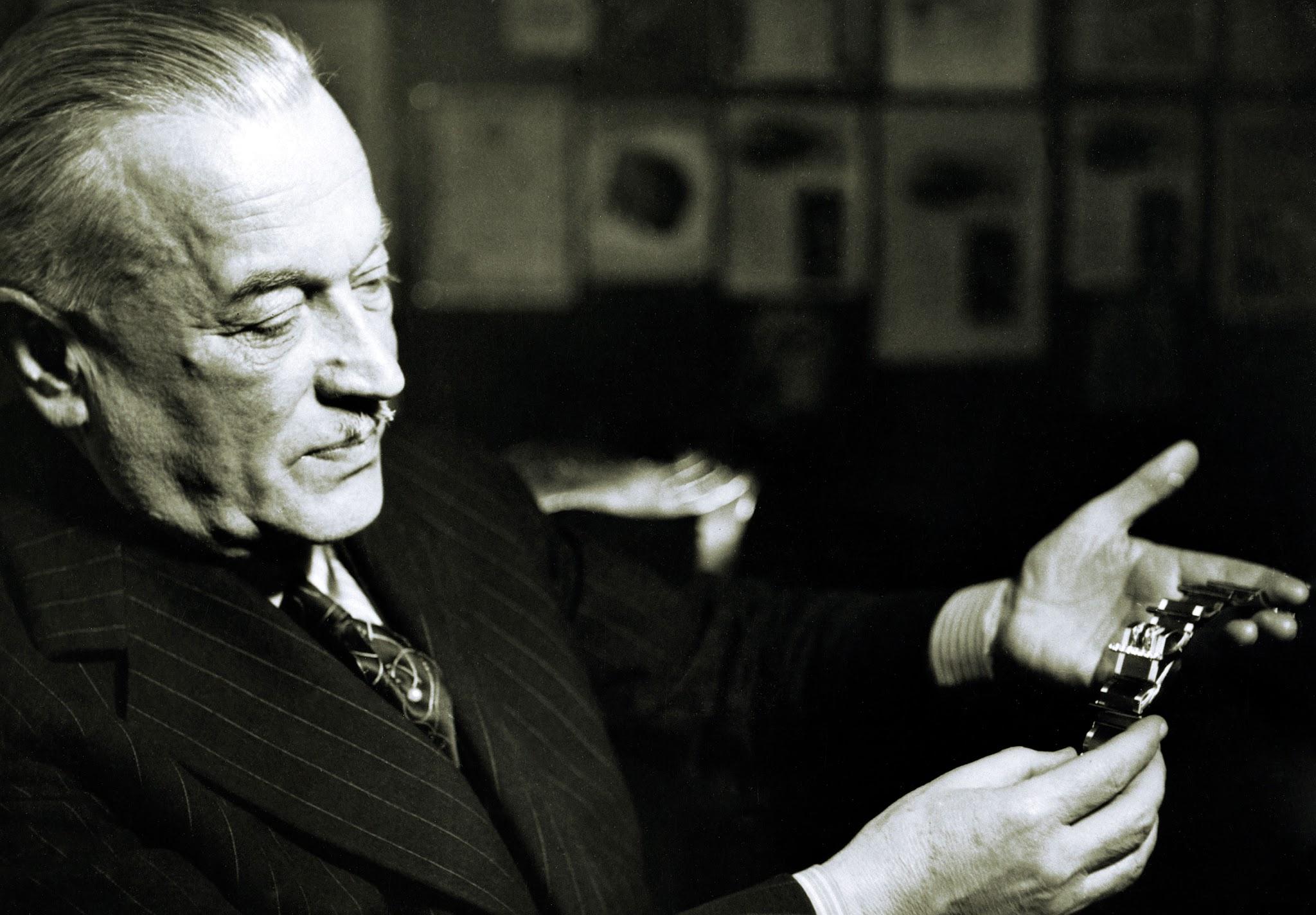 hans wilsdorf rolex stifter