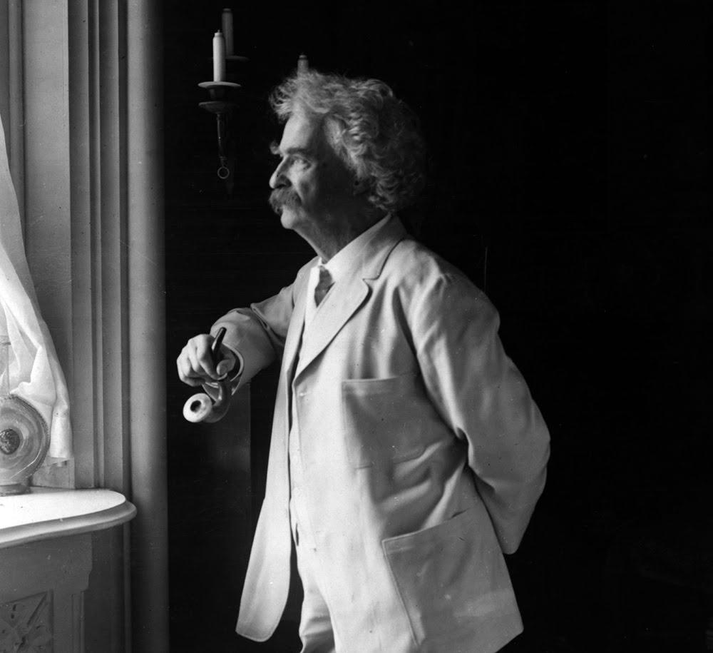 Klæder skaber folk Mark Twain