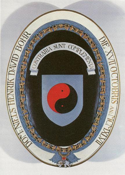 niels bohrs våbenskjold heraldik ronny andersen