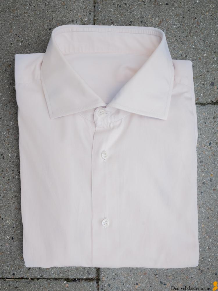 klassiske skjorter til mænd - cremehvid, business