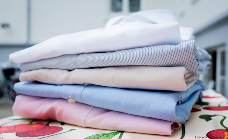 klassiske skjorter til mænd og business