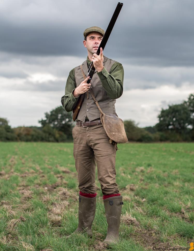 jagt ved jæger Simon Staffeldt Schou