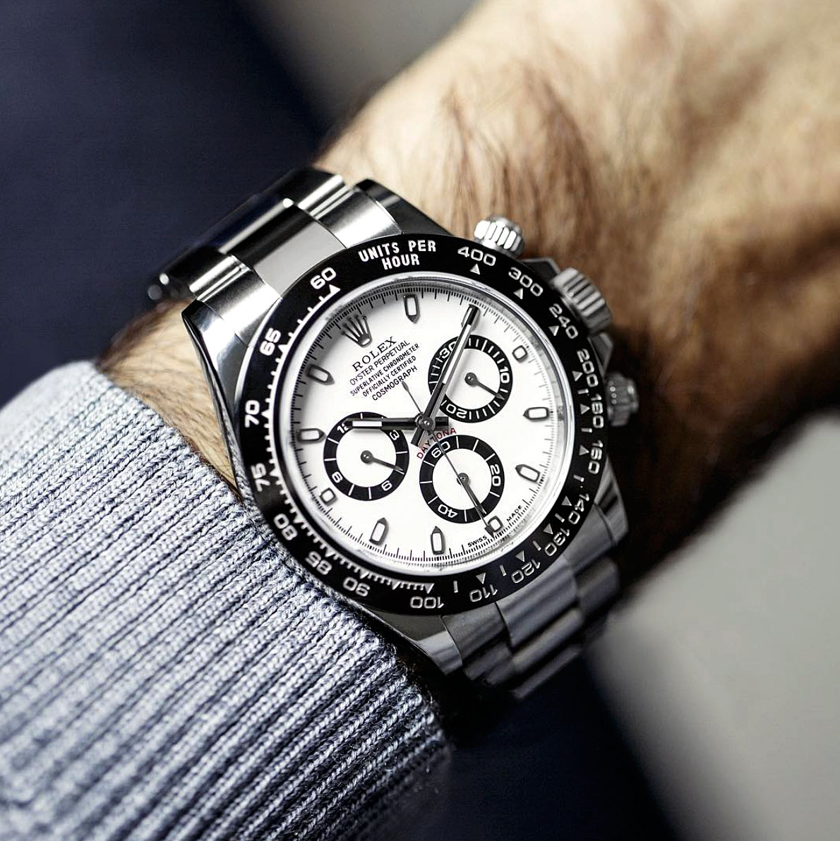 Rolex Daytona ur til mænd
