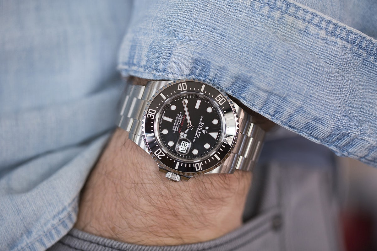 rolex sea-dweller ur