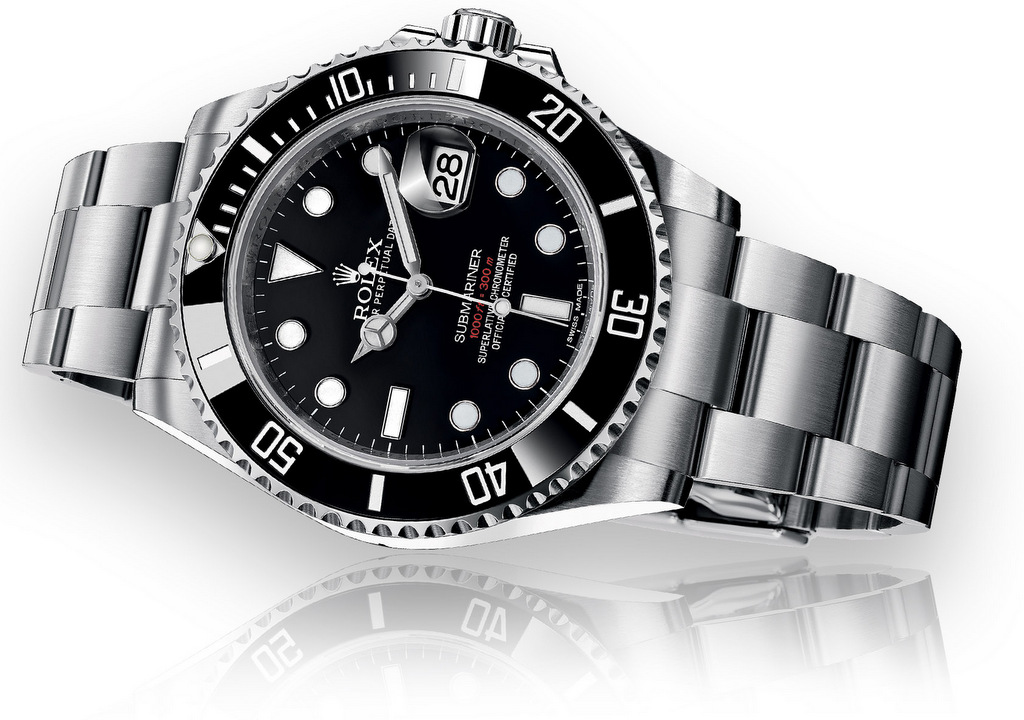 rolex submariner ur
