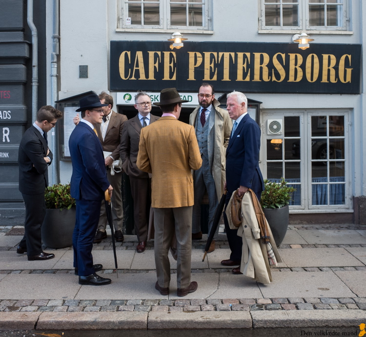 cafe petersborg i bredgade