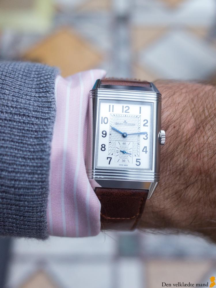 eksklusive ure til mænd reverso