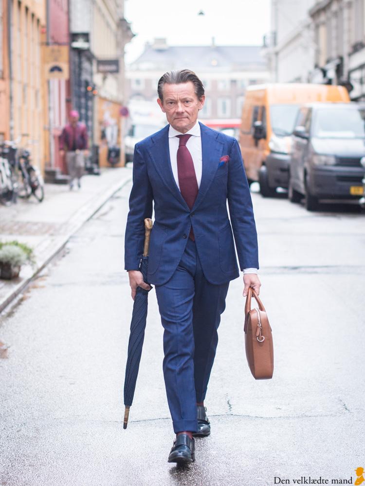 årets velklædte mand 2018 hans ole madsen