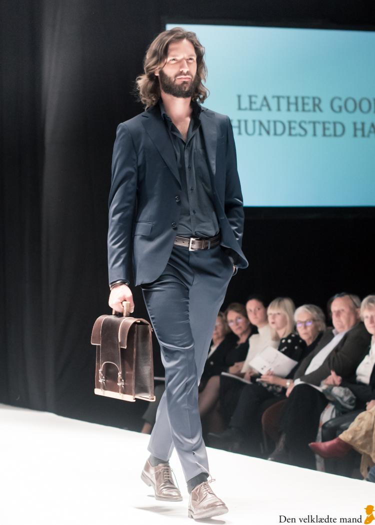 laugenes opvisning 2018 leather goods taske