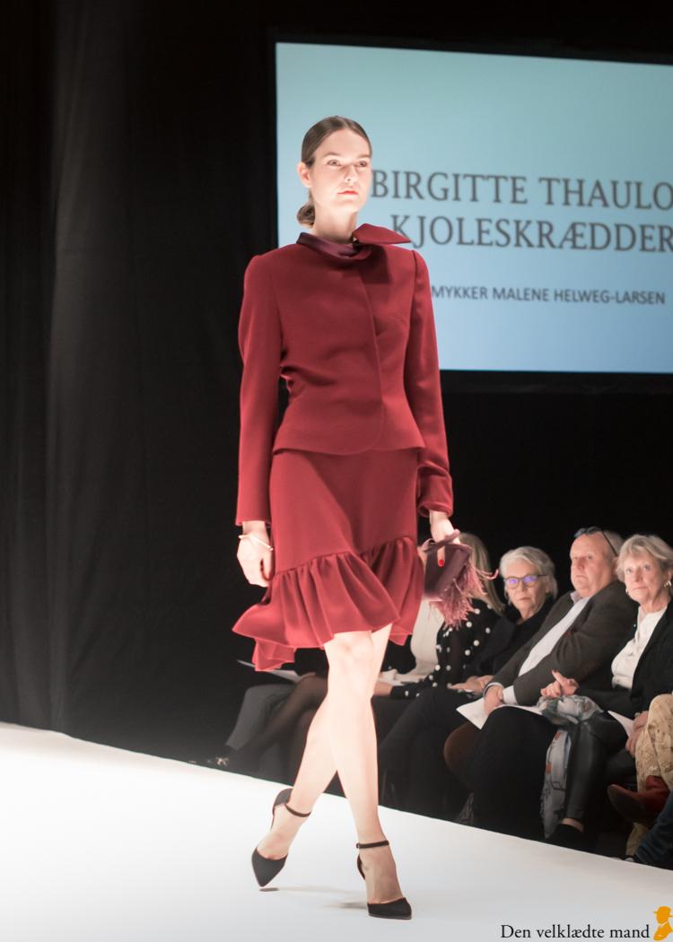 laugenes opvisning 2018 birgitte thaulov
