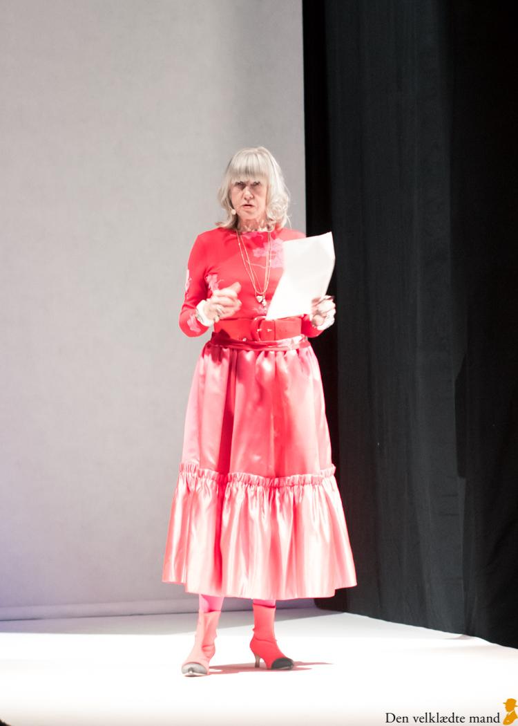 Laugenes opvisning 2018 Lotte Freddie