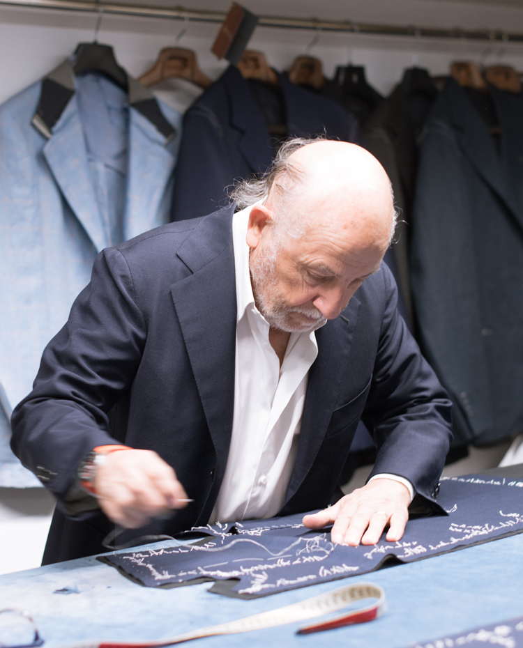 Francesco Guida skræddersyede jakkesæt