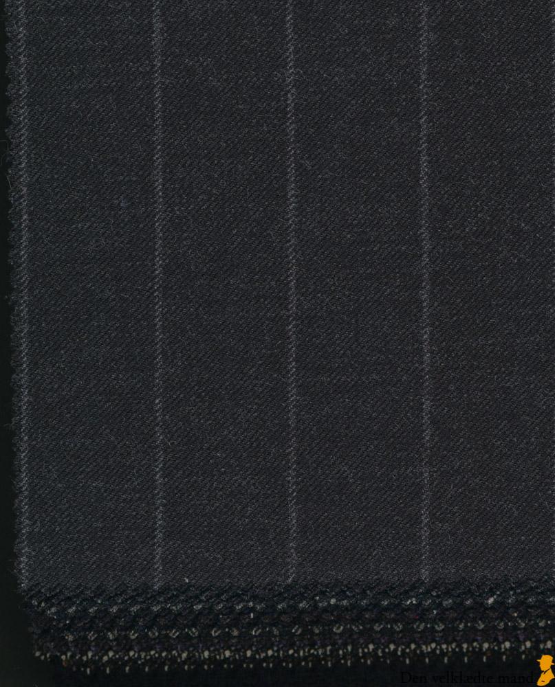stof til jakkesæt chalk stripes