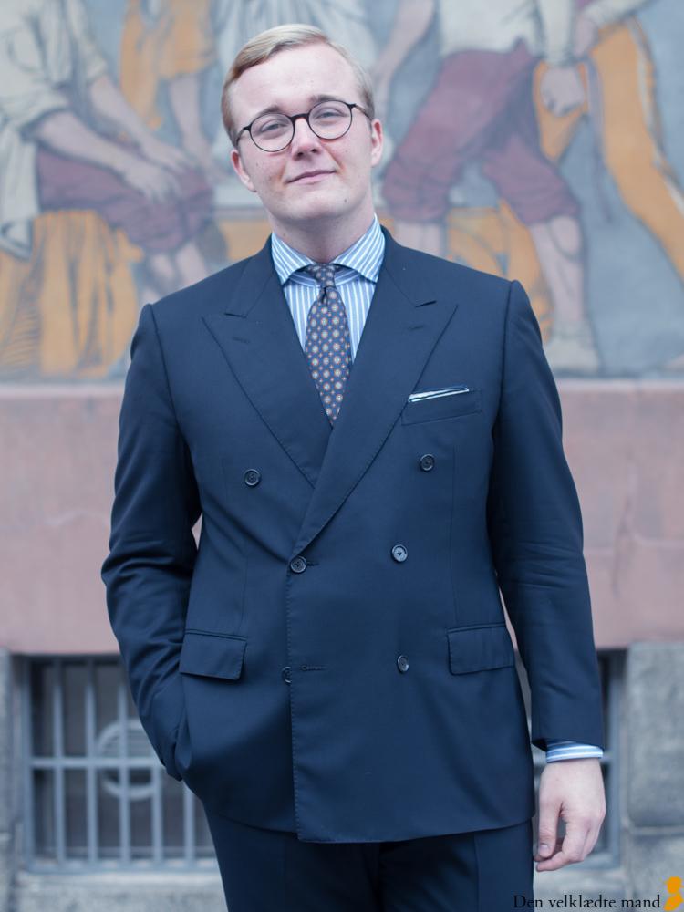corneliani jakkesæt