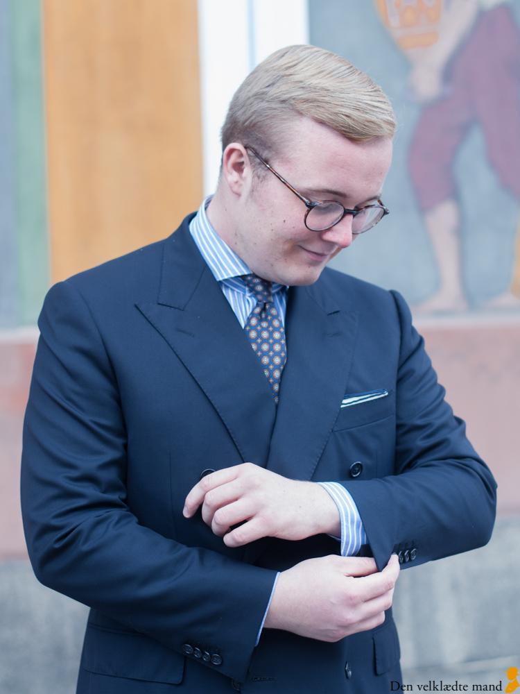 årets velklædte mand 2018 jacob rievers