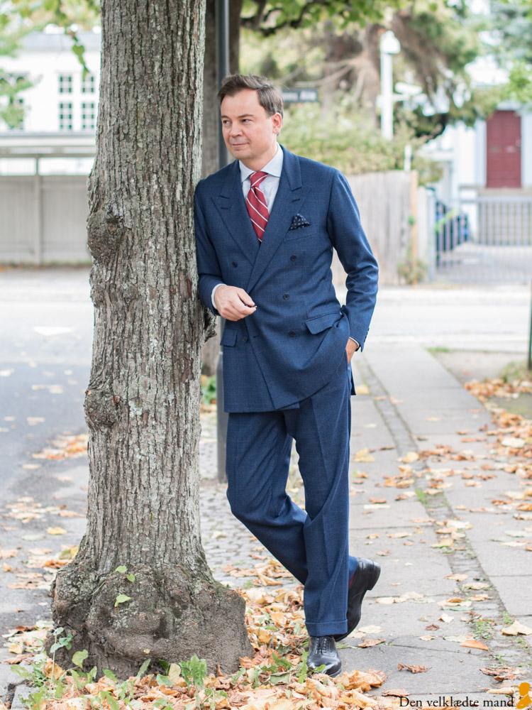 dobbeltradet jakkesæt torsten grunwald den velklædte mand
