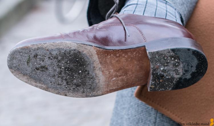 håndlavede sko til mænd fra edo i slagelse