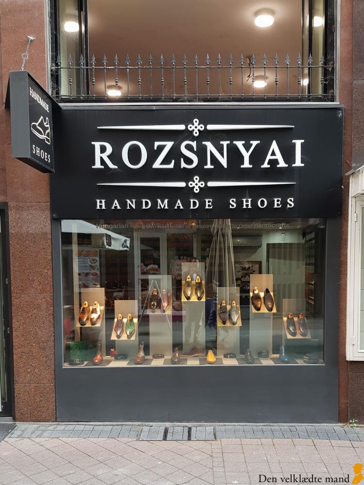 håndsyede sko i budapest rozsnyai
