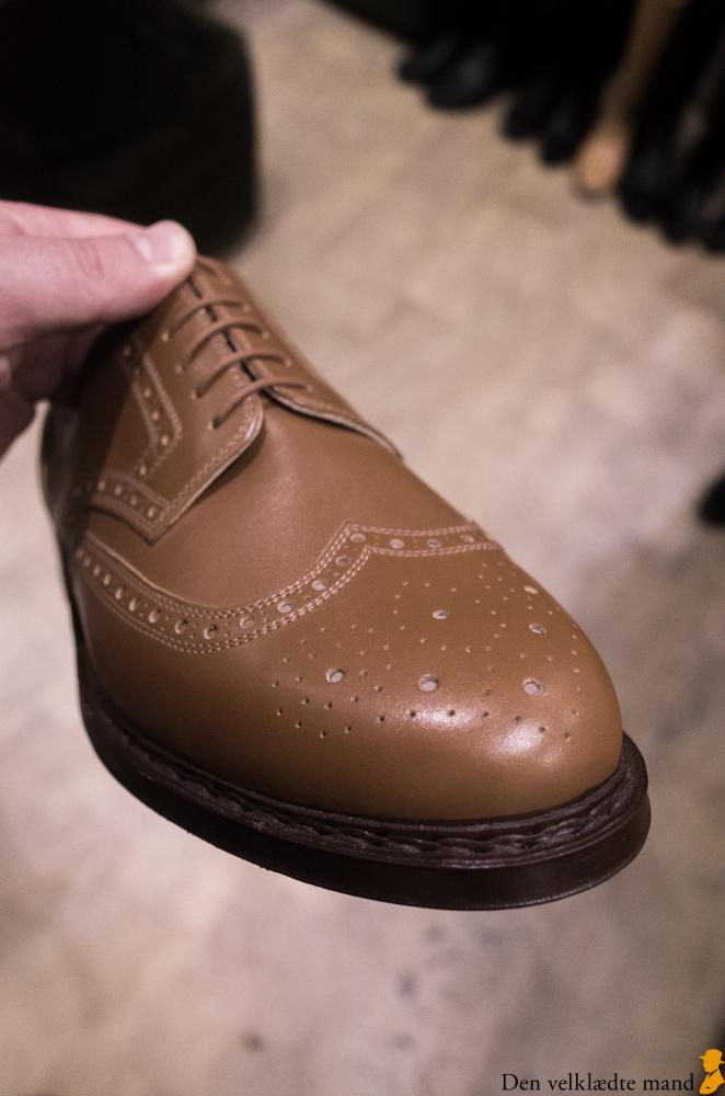 håndsyede sko Budapest
