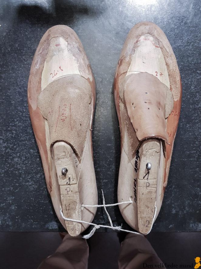 håndsyede sko i budapest