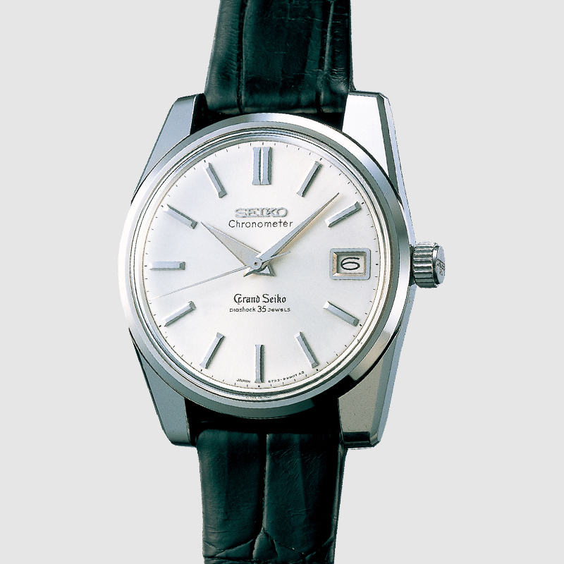 grand seiko ur 1964 self dater