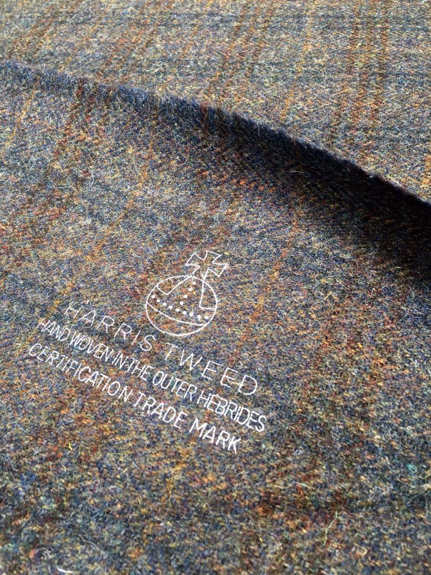 harris tweed stempel