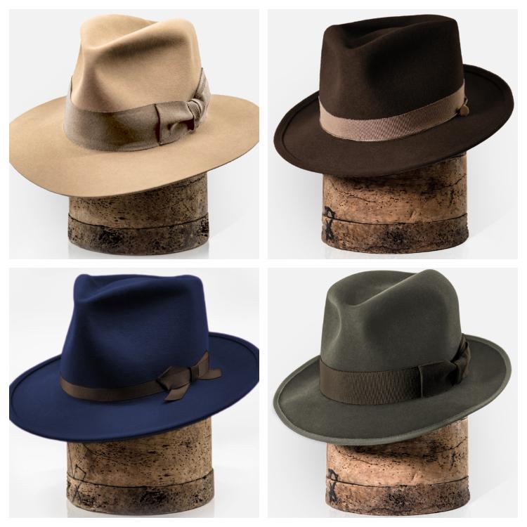 Bliv medlem af Den velklædte mand - hornskov hatte