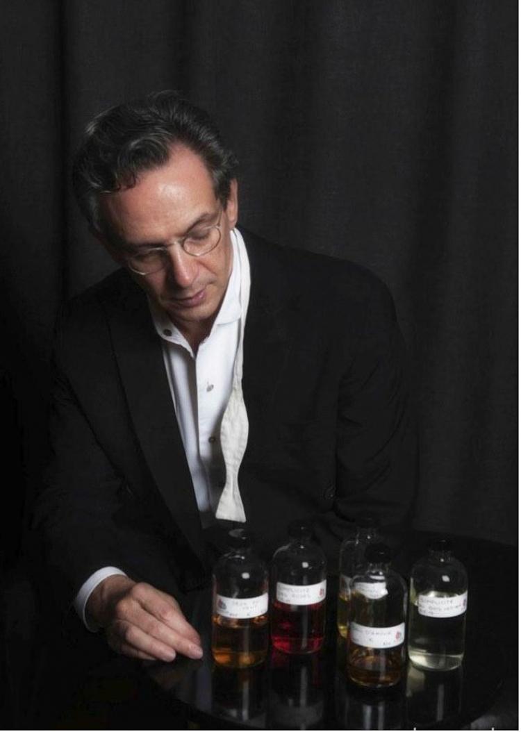 klassisk musik DR's chefdirigent Fabio Luisi med sin parfume