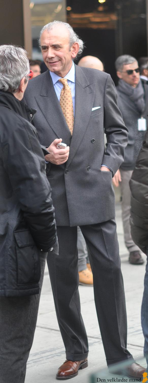 kropstyper jakkesæt høj mand og tøj