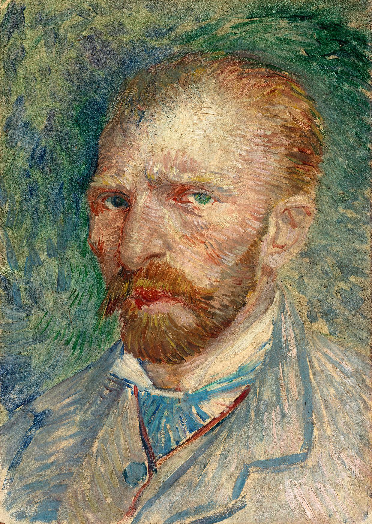 Van Gogh er malerier om det sublime