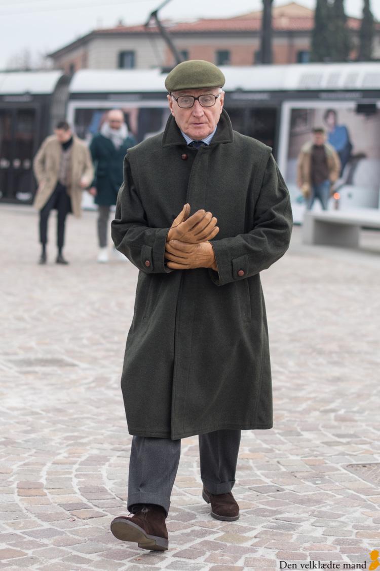 alderens arrogance frakke